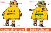 Instructables.ZOM - comment modifier un logo