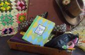 Journal de voyage de Binder personnalisé