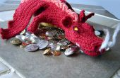 Crochet-Dragon - Smaug de Bilbo le Hobbit