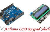 Bouclier de clavier à ACL Arduino
