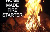 3 méthodes pour HOME MADE allume-feu