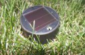 Comment : Chargeur de batterie solaire de poche taille