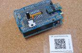 Un moins cher ESP8266 WiFi Shield pour Arduino et autres micros