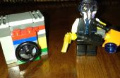 LEGO sur salaire 2 Portable percer