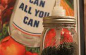 Distributeur de savon simple Mason Jar