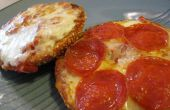 Comment faire des Bagels Pizza !
