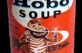 Soupe de tomate de Hobo