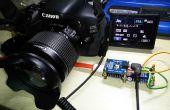 Obturation contrôle modulaire pour appareil photo