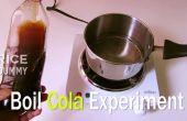 Que se passera-t-il si vous faites bouillir Coke ?