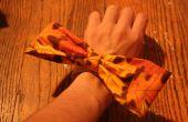 Bracelet noeud pour cheveux