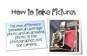 Prenez de superbes photos, tutoriel facile !