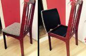 Caché de compartiment de chaise