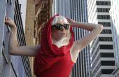 Lady Gaga corsages-culottes