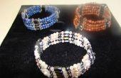 Comment faire un Bracelet/Collier de perles hématite (magnétique)