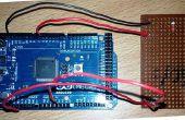 Arduino Mega 2560 basé LDR régulateur d'intensité de lumière
