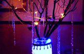 LightedDIY mariage : Crystal Manazanita (voulant) arbre de mariage