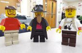 3D imprimés Figure ultime de Lego