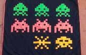 Space Invaders Quilt