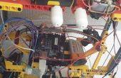 Auto équilibrage Robot avec écran LCD