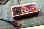 Faire une manette de NES USB