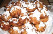 La Nouvelle-Orléans riz Calas / Beginets - Dessert traite en tout temps