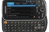 Optimiser votre Samsung Intercept