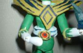 Power Rangers maniquin