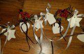 Décoration de Noël de bicarbonate de soude