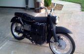 Construire une moto électrique sur un budget