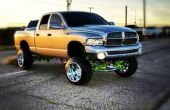 Knex Dodge cummins truck