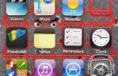 Comment une application sur l'écran d'accueil de Glitch