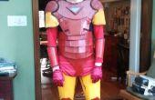 Costume de l'homme de fer