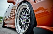 Installation de fixations voiture pare-chocs Quick Release