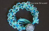 BRICOLAGE de perles Bracelet macramé