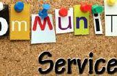 La planification A grande échelle communautaire Service projet