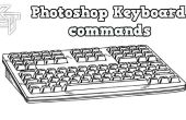 Raccourcis clavier Photoshop