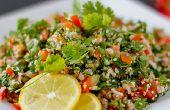 Prepare A Delicious et nutritive salade en Minutes