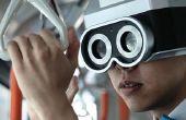Comment faire une caméra humaine - la fabrication de délicat