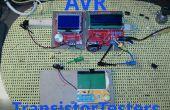 Mon Guide pour AVR Transistortesters