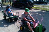 Pièces de kart minis tracteur d'aller