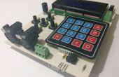 Arduino DMX 512 testeur et contrôleur