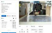 Débutants guident d'installation et configuration Octoprint sur une facture pro forma framboise pour l'impression 3D