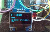 GPS simple d'Arduino avec OLED