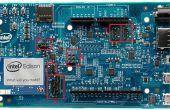 Un Guide complet des cavaliers à bord sur le kit Intel Edison pour Arduino