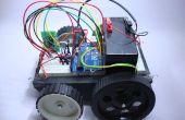 DIY v1.0 portable contrôlée Robot