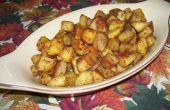 Frites de patate douce maison