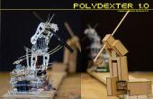 Polydexter : Bras de robot de traduction Arduino