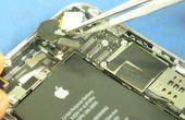 IPhone 6 remplacement de caméra arrière