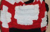 Rétro-Crochet-sac