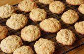 Gluten Free Peanut Butter Cookies de lin